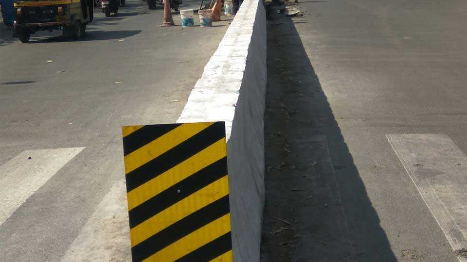 road divider