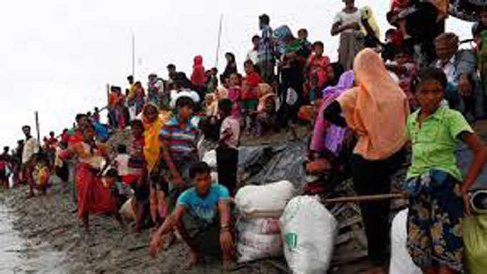 International News Rohingya Muslim Bangladesh Mynamar