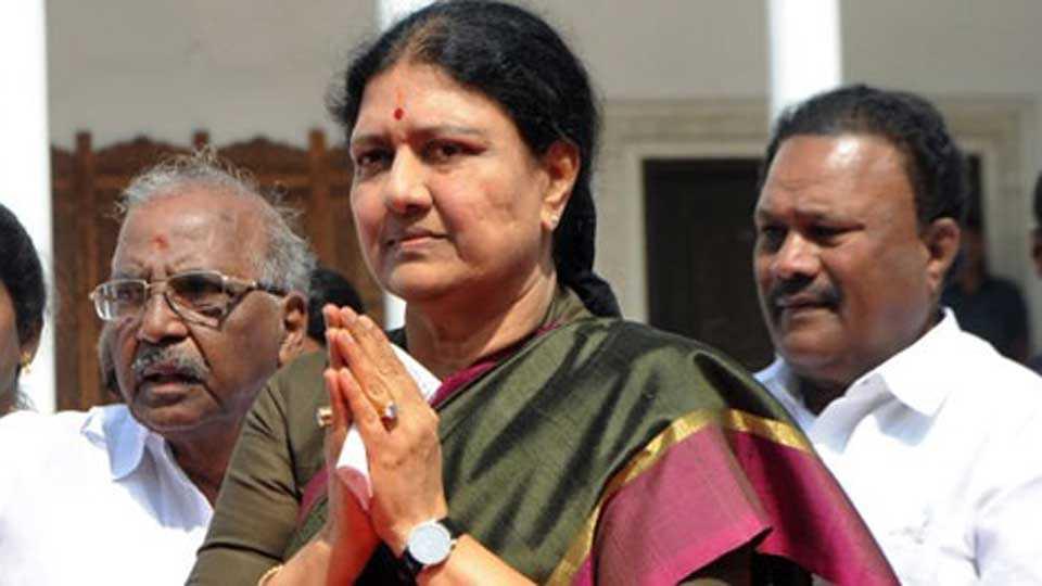 Will Sasikala Natarajan Be Chief Minister? Suspense Continues As AIADMK Meets