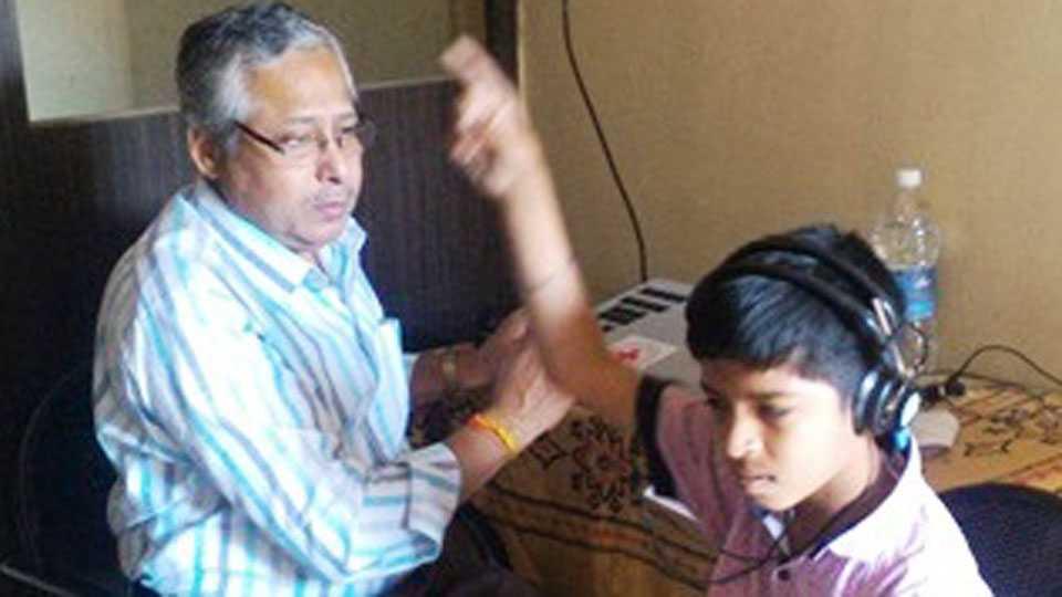 response to the hearing aids program at Hadapsar