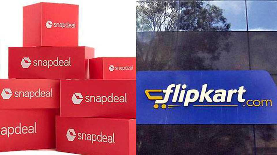 Snapdeal May Be Merged With Flipkart In India's Biggest E-Commerce Deal So Far