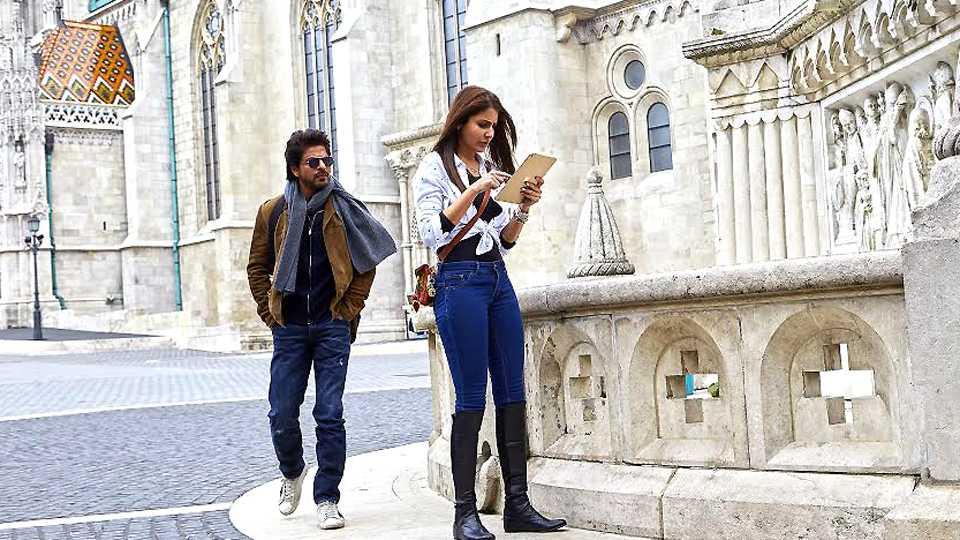 shahrukh khan anushka sharma new film esakal news
