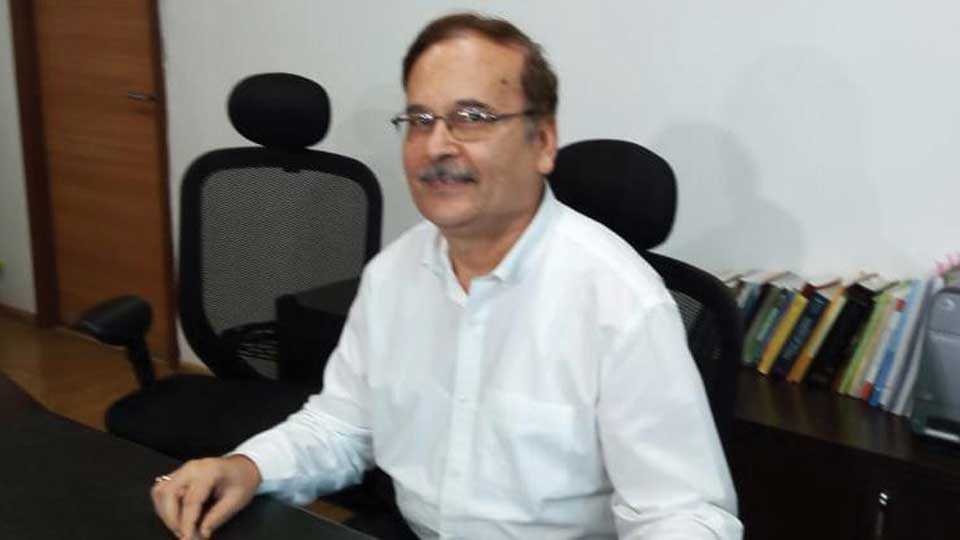 Sunil Porwal Additional Chief Secretary of the Home Department