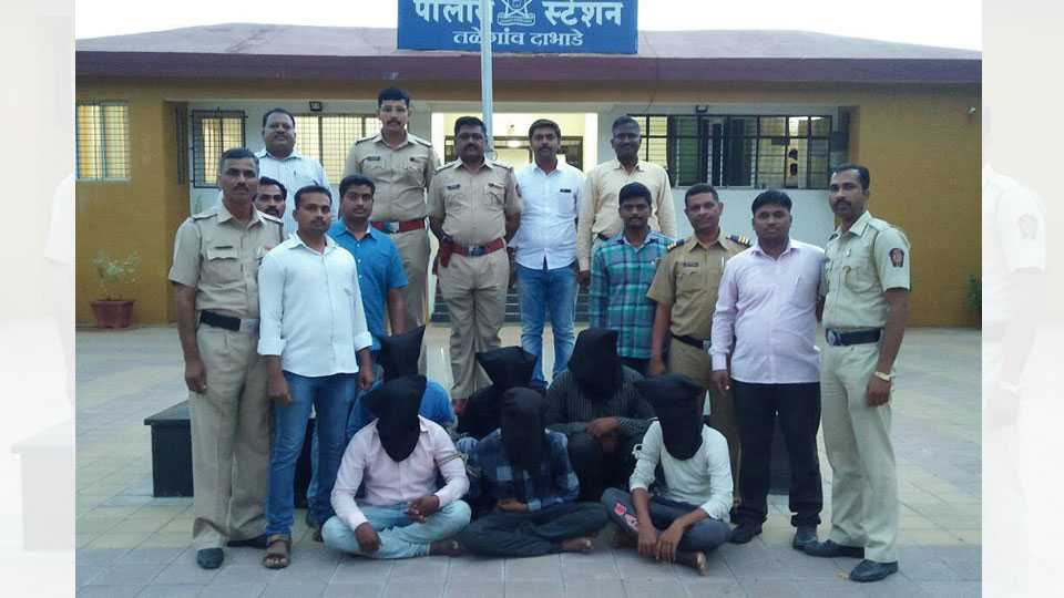 mumbai news pune news crime news sakal news robbery news
