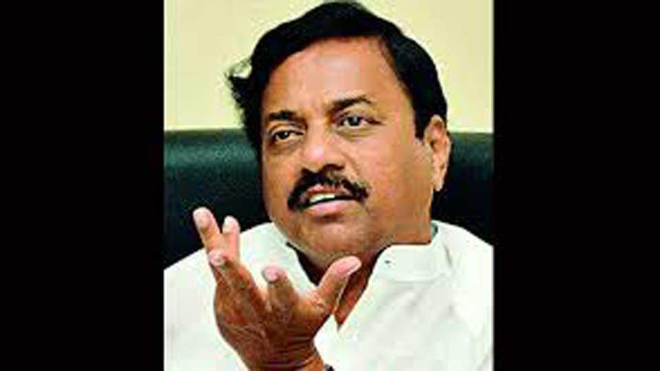 NCP state president Sunil Tatkare criticized BJP government in sangli