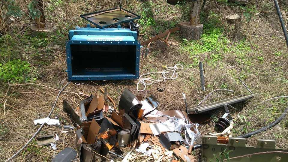 The Smack of thieves in Nimsakara area
