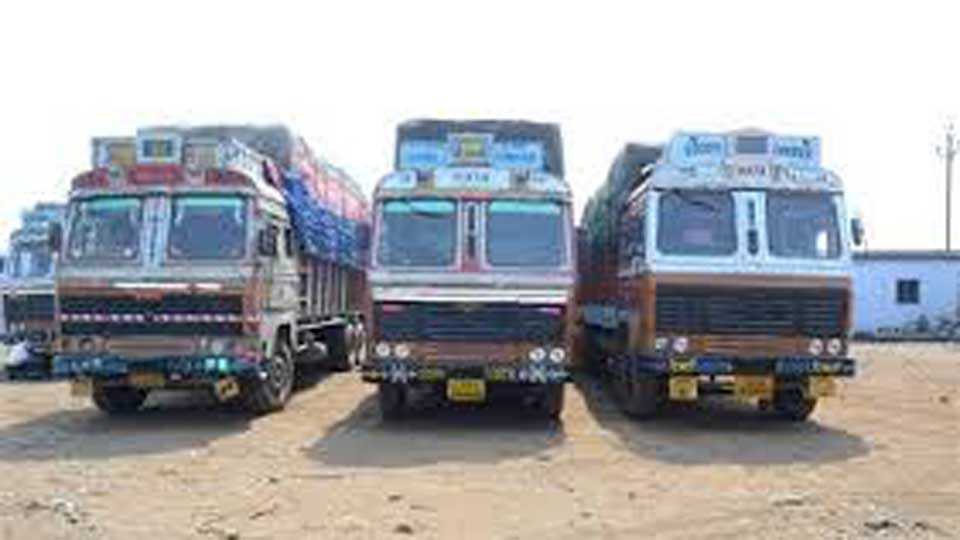 The nationwide closure of the transporters on July 20