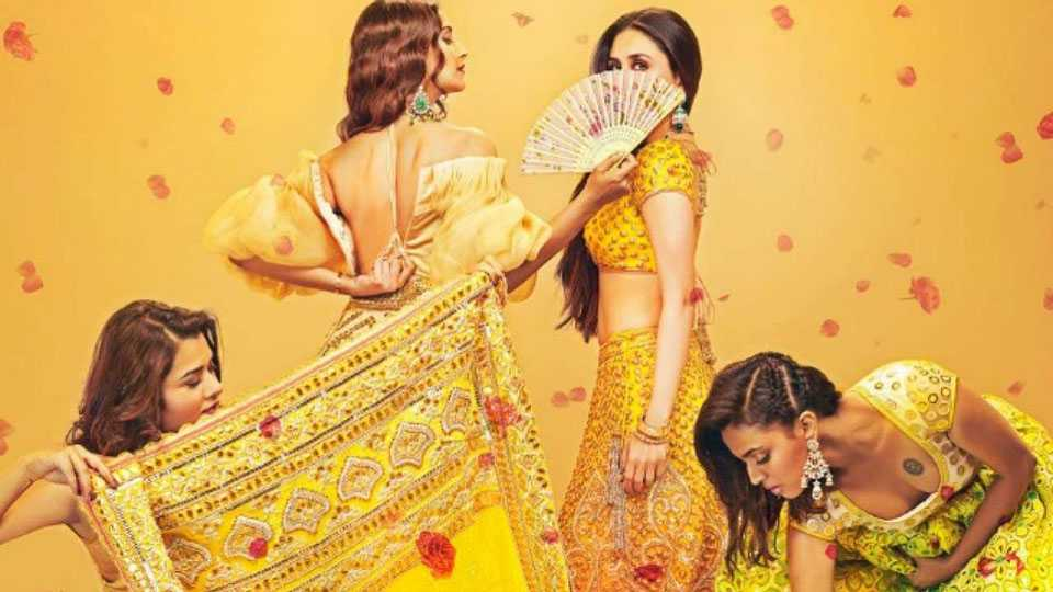 Veere Di Wedding Trailer Launch Kareena Kapoor Sonam Kapoor Rock