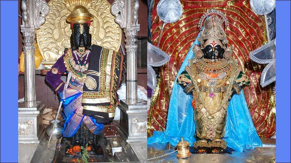 pandharpur: shree vitthal rukmini mandir