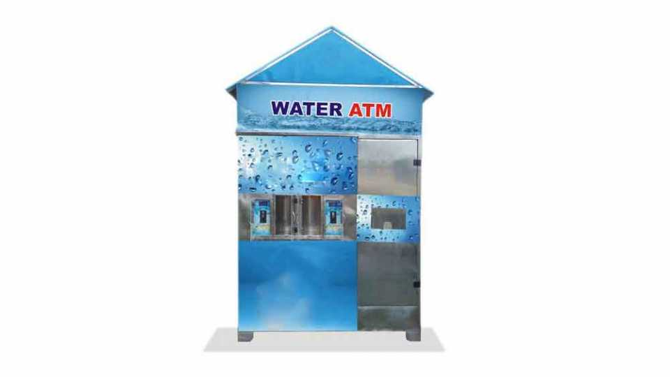 Water ATM in Pune Cantonment