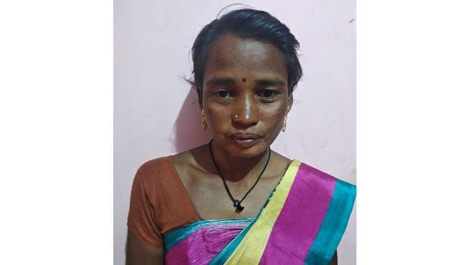 Attempts to involve the girl in Naxal movement with the woman