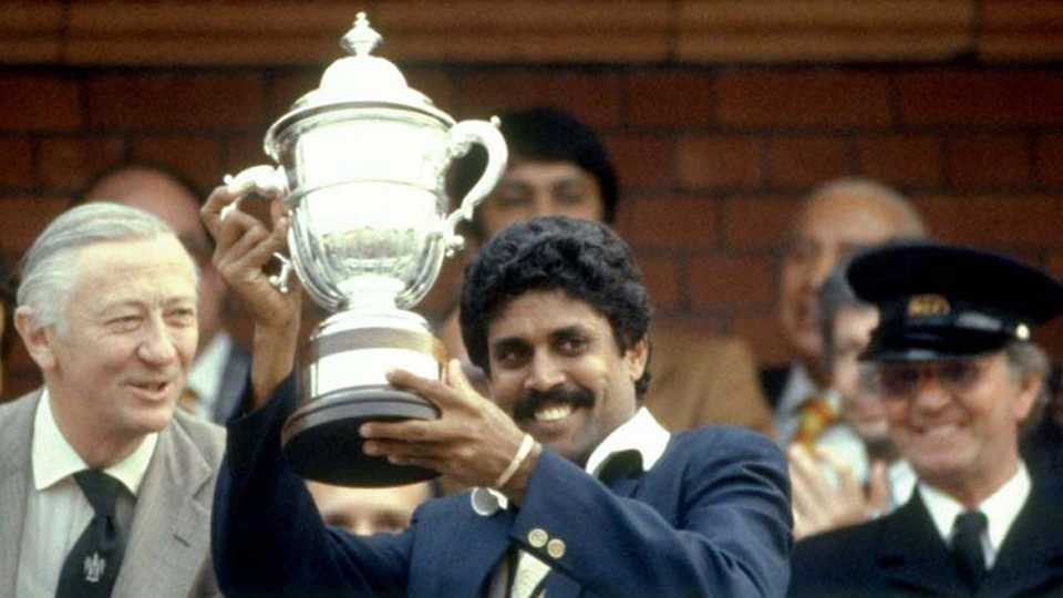 34 years of India's first Cricket World Cup win