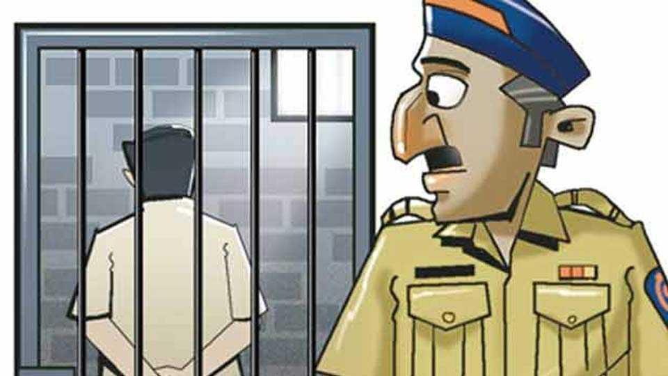 water resources engineer has been sent to the police custody