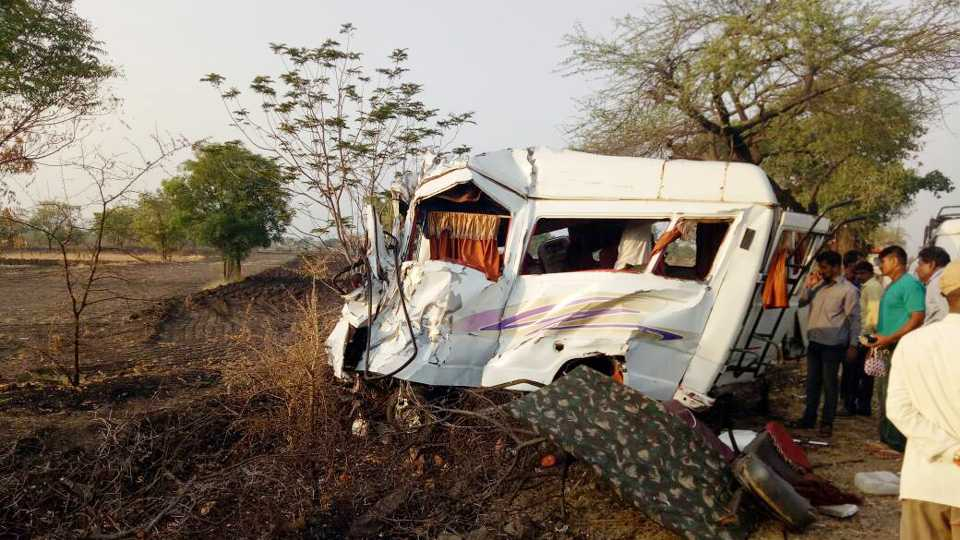 kolhapur accident