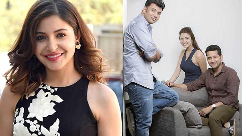Anushka Sharma announces her next project Pari with Bengali star Parambrata Chatterjee