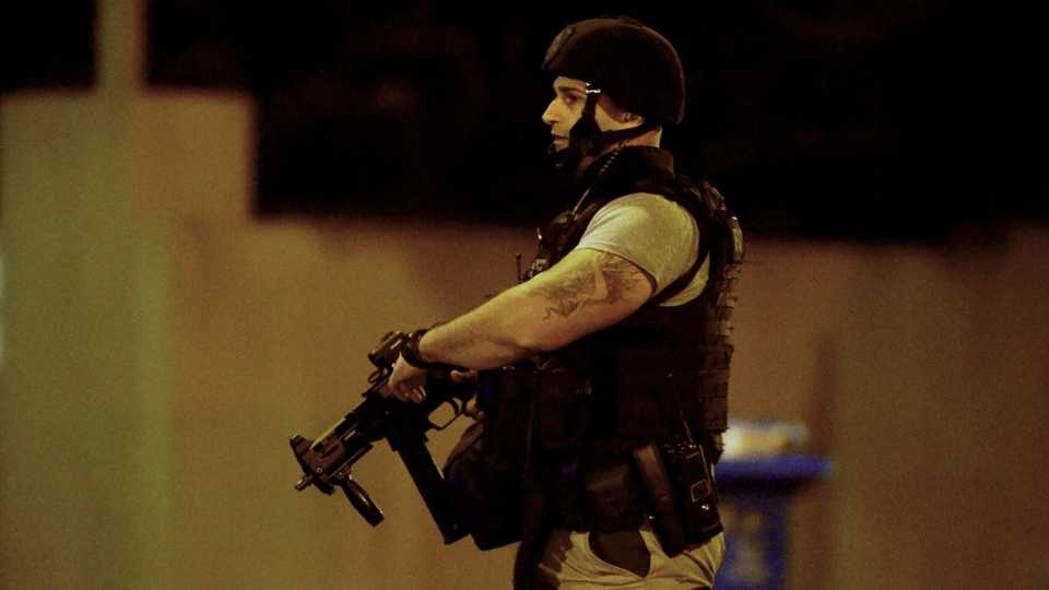 Terror attack in Melbourne