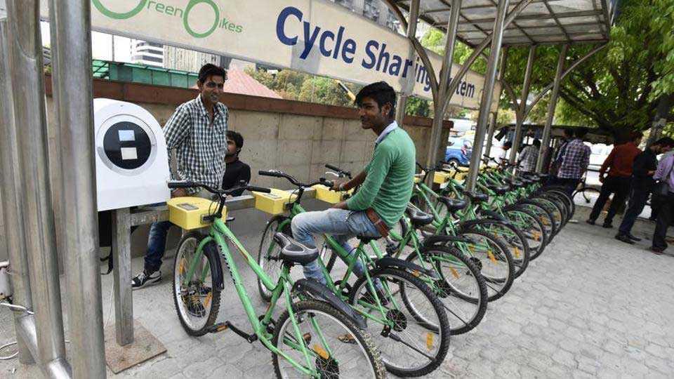 Cycle-Sharing
