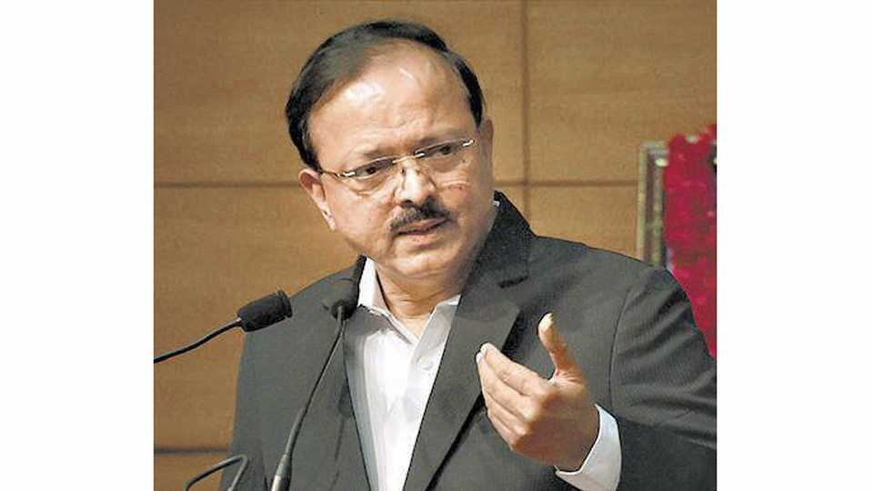 The governments big achievement is that they have not the corruption charges says dr subhash bhamre
