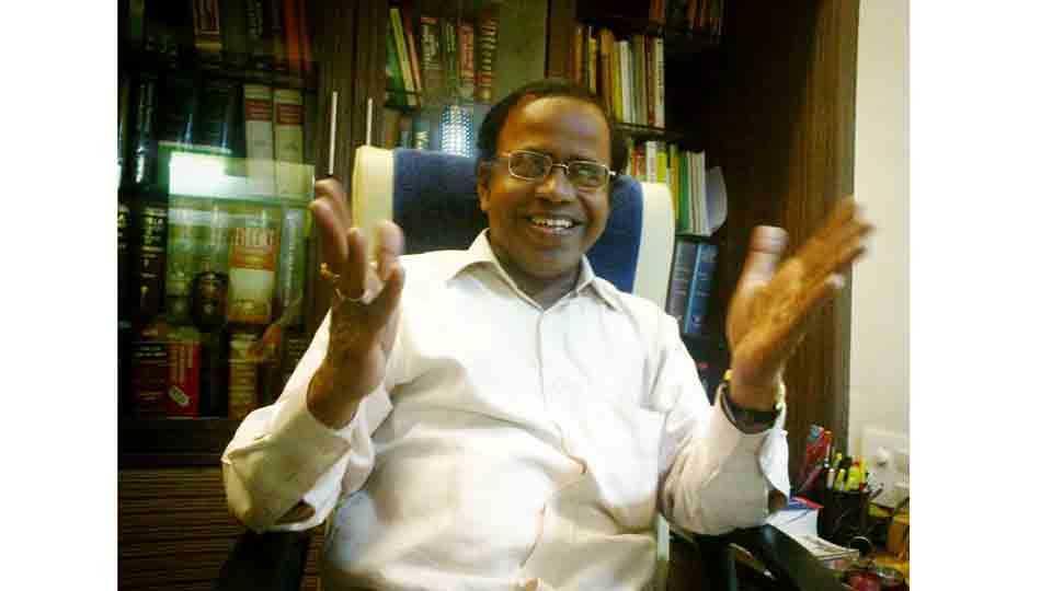 Tripura Central University Vice Chancellor Dr Dharurkar