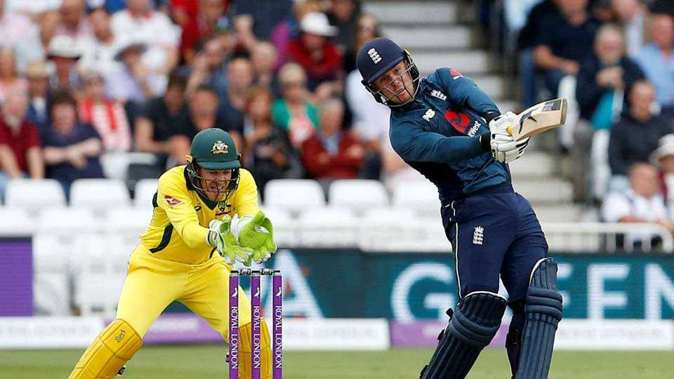 England make World record in  one-day criket