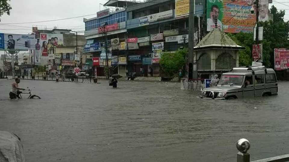 7 people die due to heavy rains in Uttarakhand