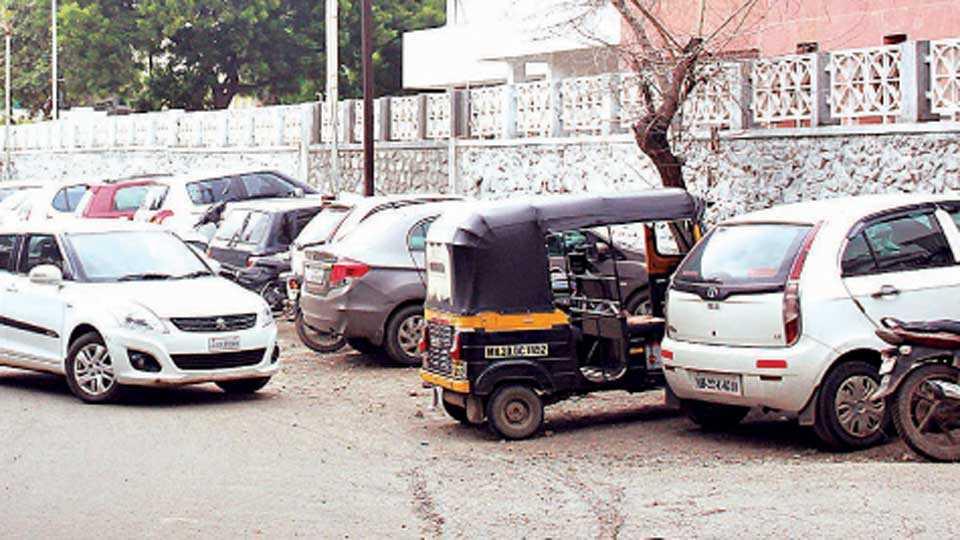 Illegal-parking