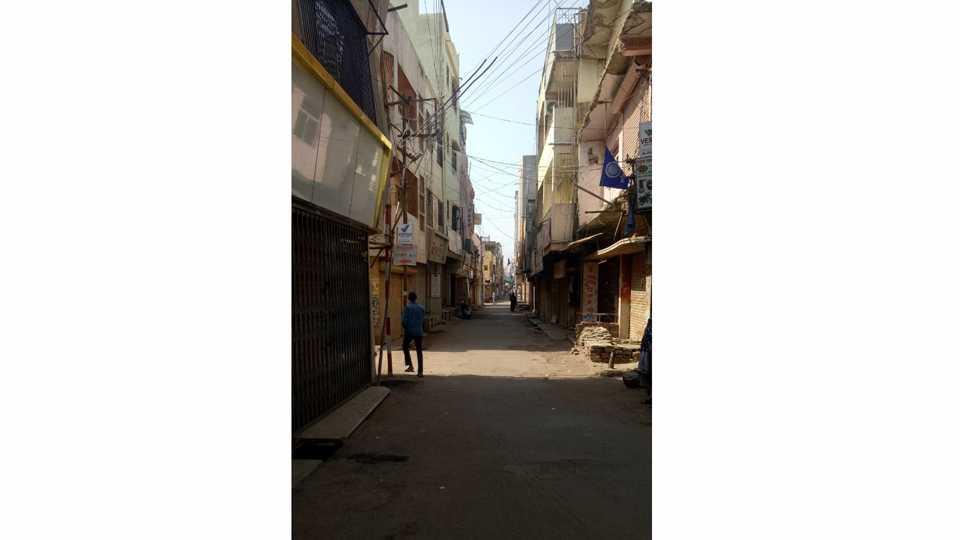 Bandh in Jamkhed