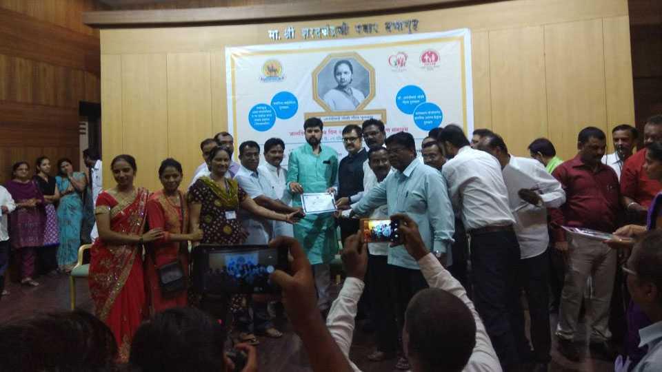Sargaon Health Center got Second prize