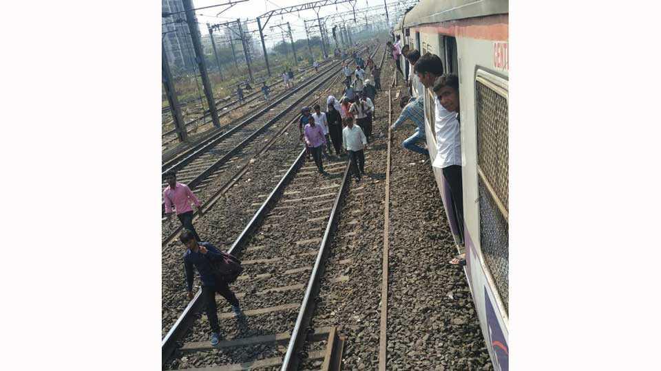 Kalyan Railway Signal