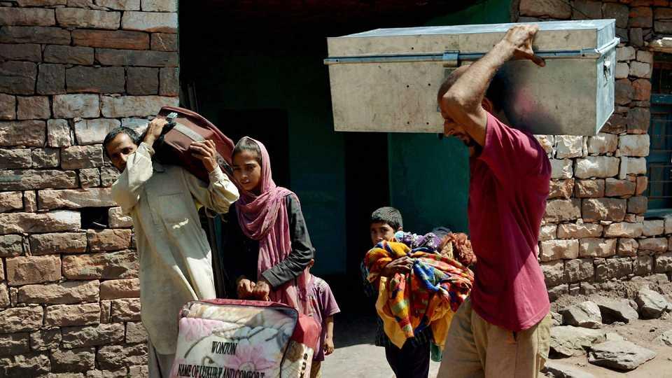 Kashmir Villagers