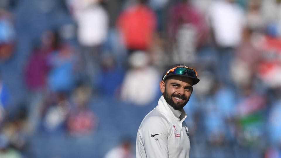 File photo of Virat Kohli