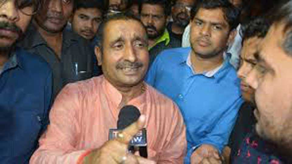 Chargesheet against BJP MLA in Unnao rape case