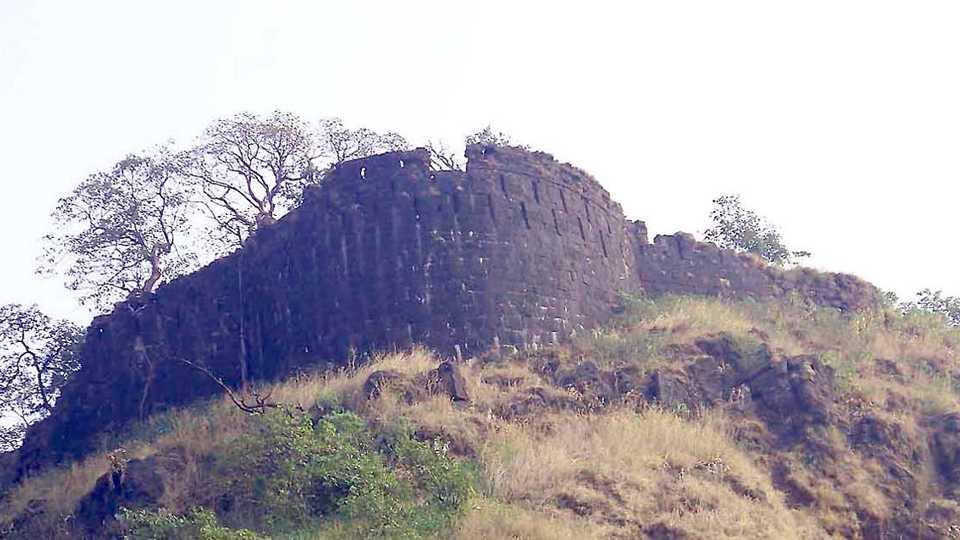 Condition of Mahipat Fort in Kokan