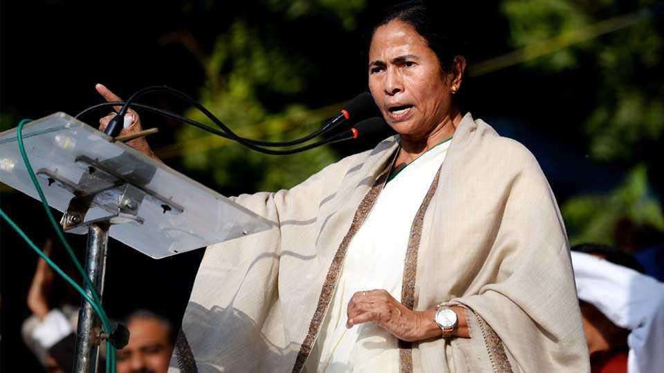 marathi news kolkata news mamta banerjee gst note ban sakal news