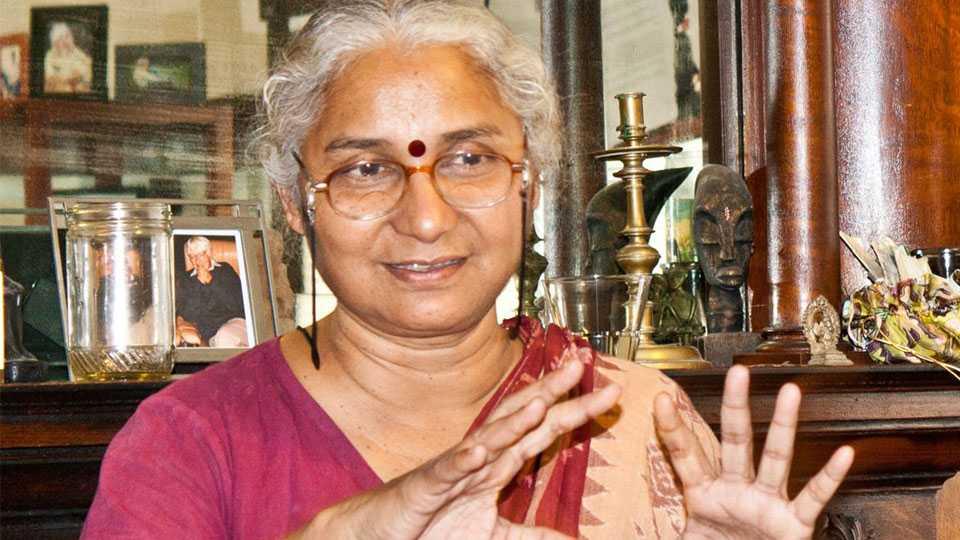 Medha Patkar