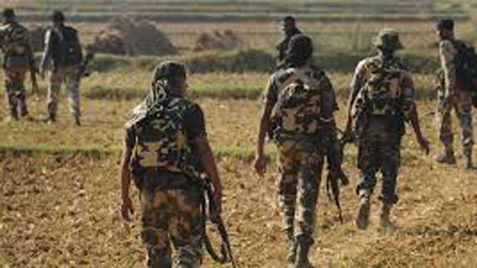 National News 10 Maoists killed in encounter in Chhattisgarhs Bijapur
