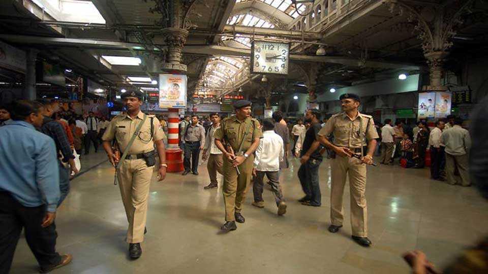 Mumbai-Railway-Police