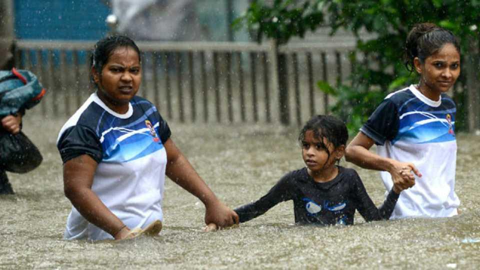 Marathi news Marathi blog Ganesh Kanate questions Ajoy Mehta on Mumbai floods