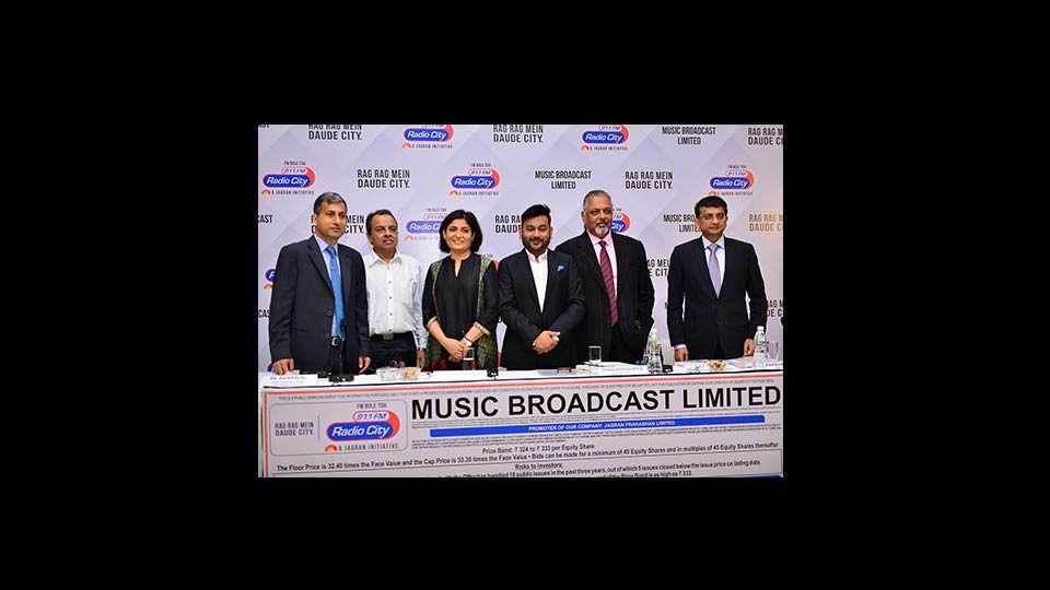 Rs 500 crore Music Broadcast IPO opens