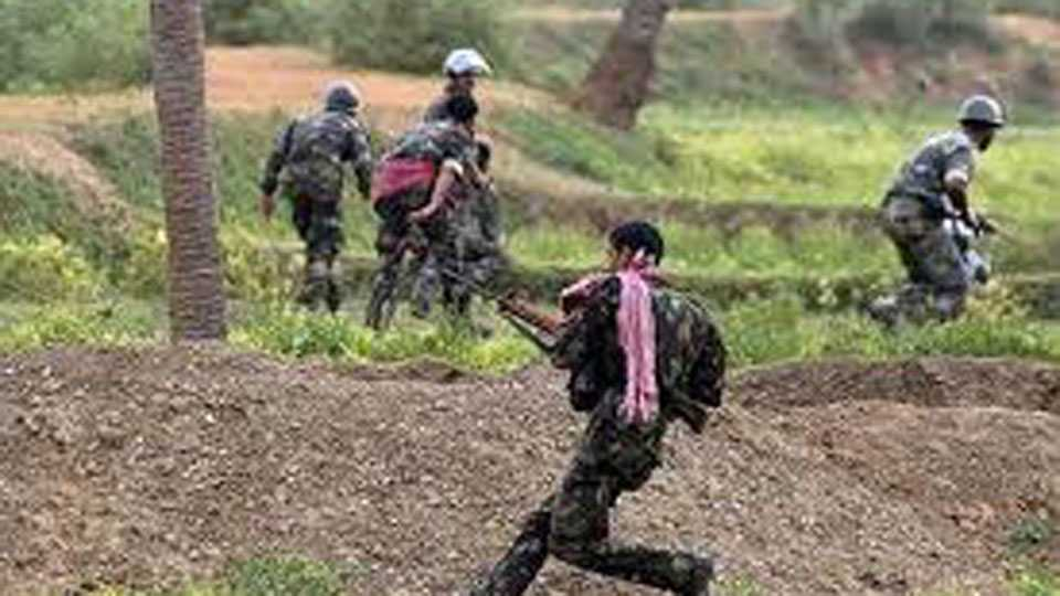Chhattisgarh Sukma Chhattisgarh 59 naxalites made surrender in sukma together