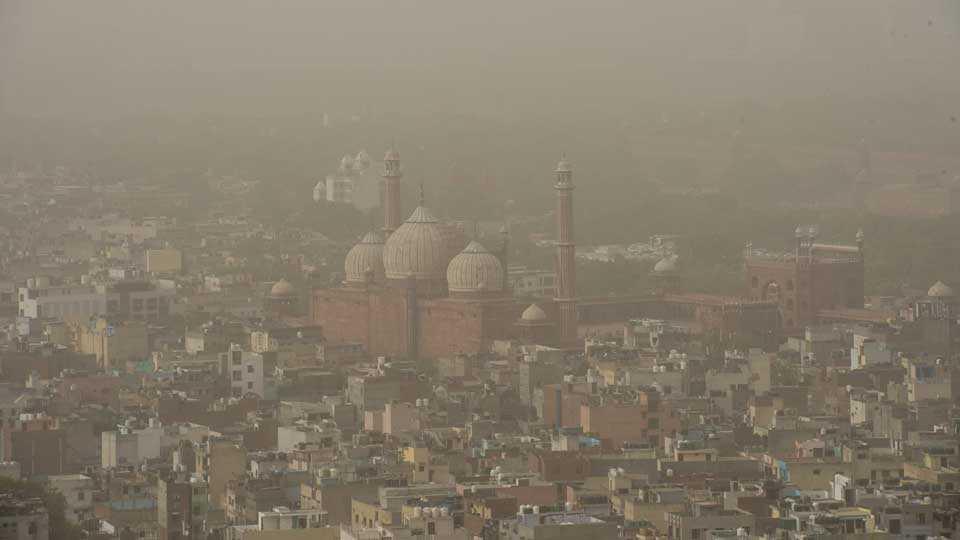 Pune Edition Editorial Delhi Pollution