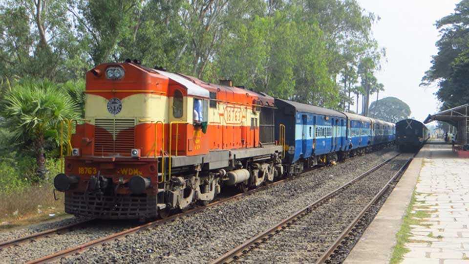 Railway Tourists