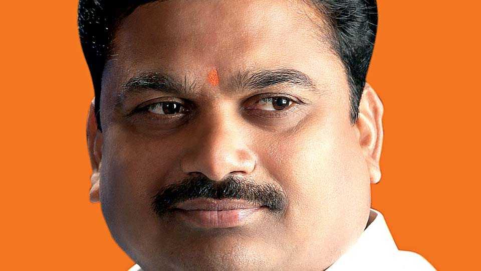 Ram Shinde BJP