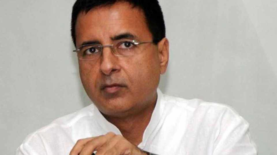 Randeep Surjewala