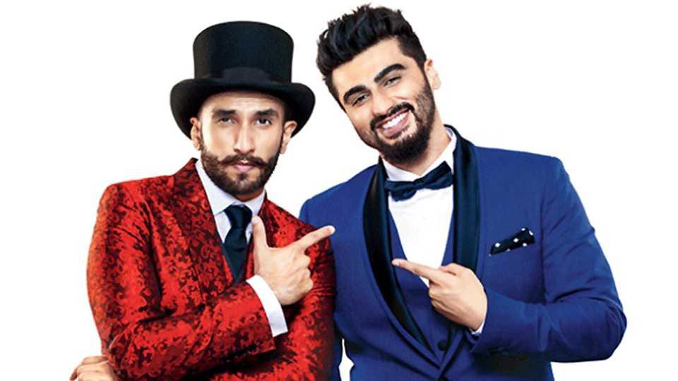 Ranveer Singh ready to become Arjun Kapoor's 'better half'