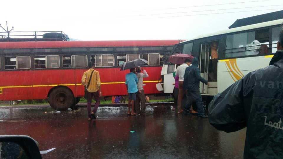 ST accident at Ratnagiri