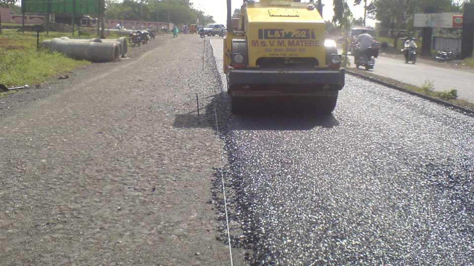 representational image of Road Construction