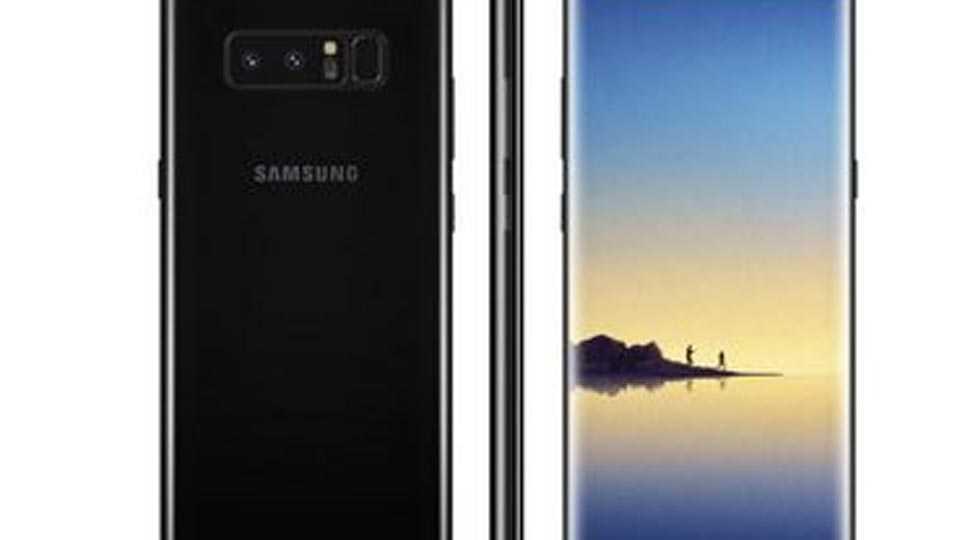 Technology news in Marathi Geekbench Samsung galaxy note 8 have 6 GB RAM