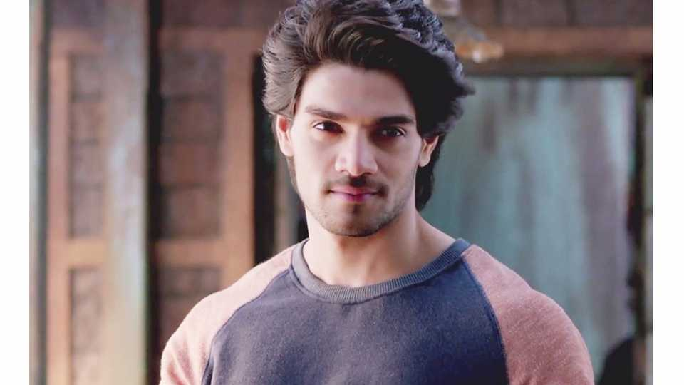 Actor Suraj Pancholi With Tattoos