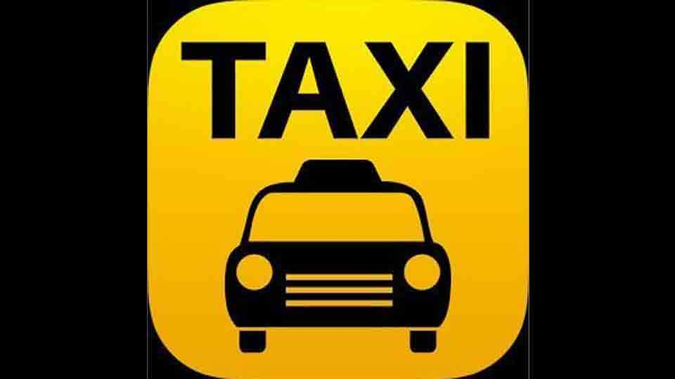 Government app taxi in Goa Starting next month